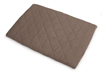 Amazon.com : Graco Quilted Pack N Play Sheet, Arden Brown ... : graco quilted pack n play sheet - Adamdwight.com