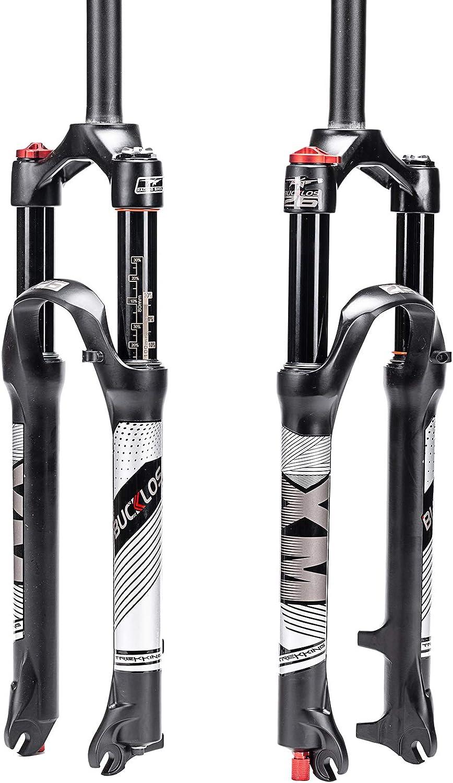 "NEW Racing 26//27.5//29er Carbon Fiber MTB Fork 1-1//8/"" Disc Brake XC Mountain Bike"
