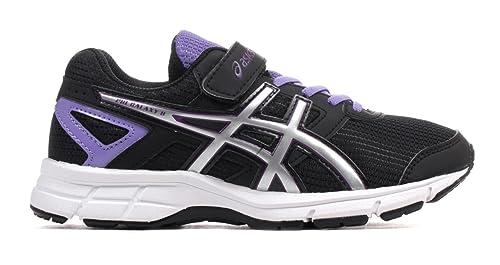 6ee23332c330b ASICS Boys  Pre Galaxy 8 PS Running Shoes Black 32.5 EU (1 US ...