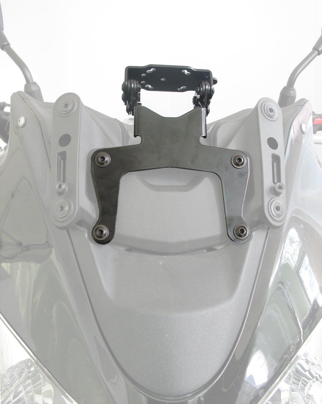 SW-MOTECH Vibration-Damped GPS Holder for Suzuki DL1000 '04-'13 & DL650 V-Strom '04-'11