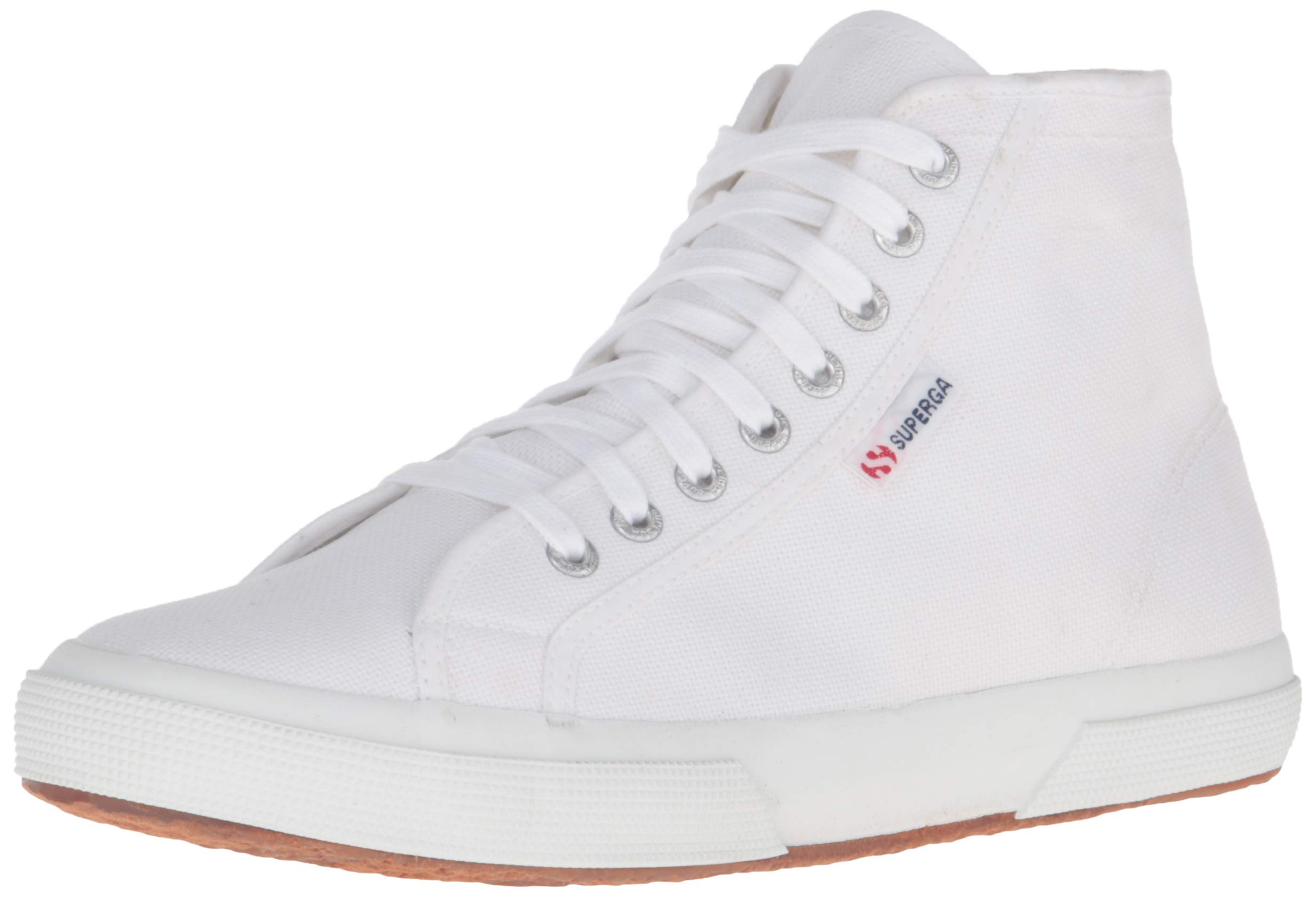 Superga Unisex 2750 Cotu  White Classic Sneaker - 40 M EU / 9 B(M) US Women / 7.5 D(M) US Men by Superga