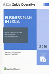 business plan in excel ipsoa