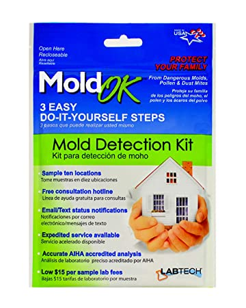 Amazon LabTech LT5120 Mold Test Kit Home Improvement
