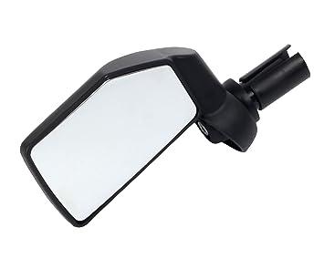 Zefal Mirror Dooback - Espejo de espejo para bicicletas, tamaño único, color negro