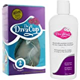 The Diva Cup Plus Diva Wash Combo Pack