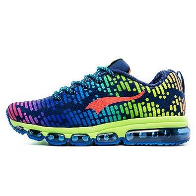ONEMIX Air Zapatos para Correr en Montaña y Asfalto Aire Libre y Deportes Zapatillas de Running Padel para Hombre: Amazon.es: Zapatos y complementos