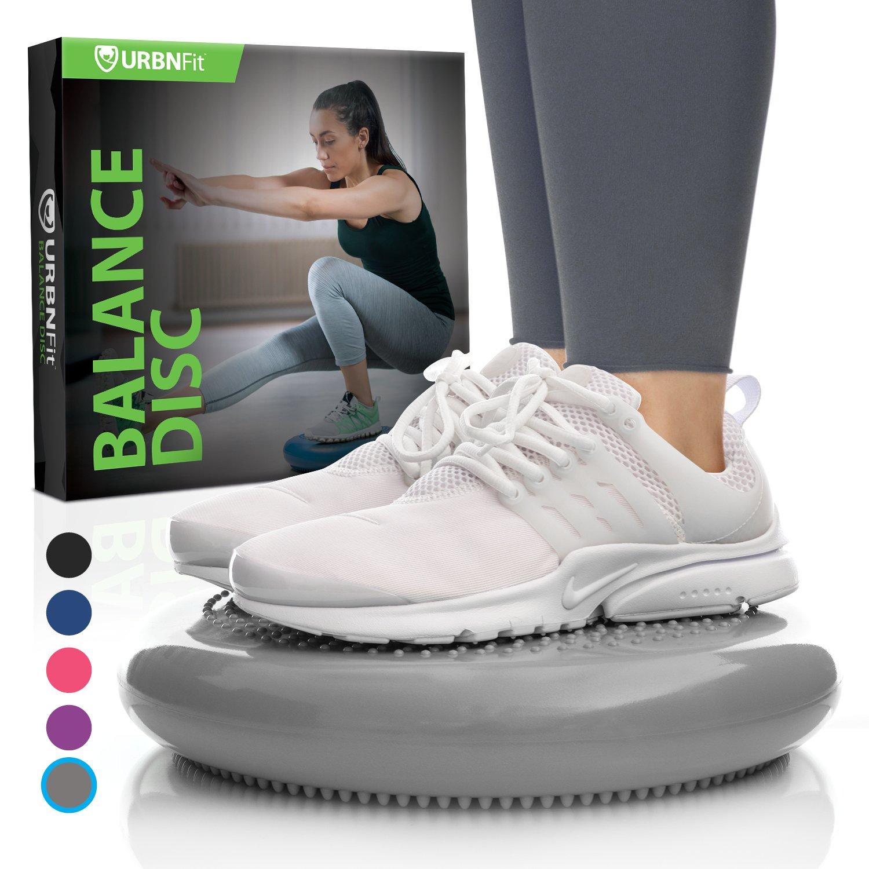 Balance Disc Stability Wobble Cushion Lumbar Support