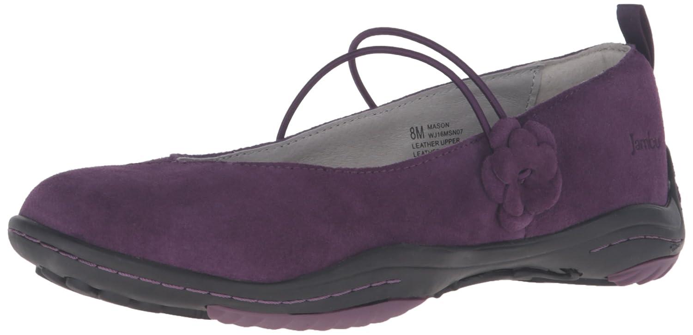 Jambu Women's Mason Mary Jane Flat B019SDL8K0 9 B(M) US|Purple