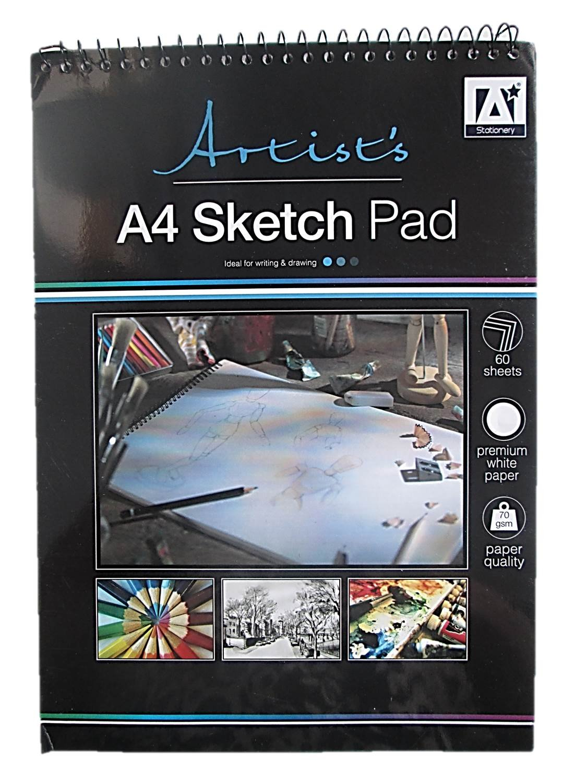Artists A4 Sketch Pad 60 Sheets Anker SGU/4