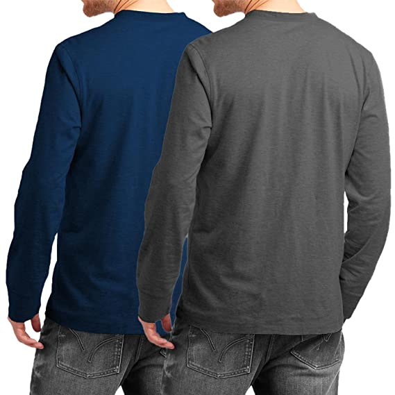 ee7f7aa41b3 AALRYT Jeans Men s Full Sleeves T-Shirt Combo Pack (Multicolour
