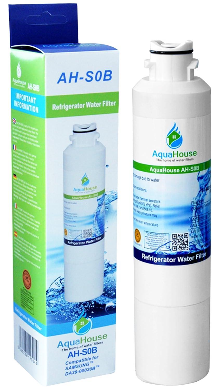 DA29-00020A AquaHouse AH-S0B Compatible water filter for Samsung fridge DA29-00020B DA97-08006A-B HAF-CIN//EXP