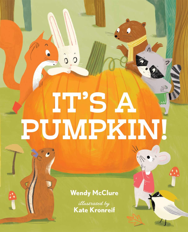 It's a Pumpkin!: McClure, Wendy, Kronreif, Kate: 9780807512166: Amazon.com: Books