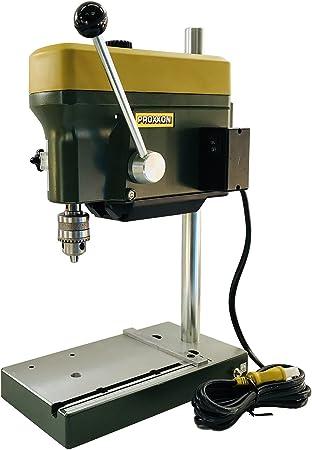 Proxxon 2228128 Taladradora TBM 220, 85 W, Verde, Amarillo, Size ...