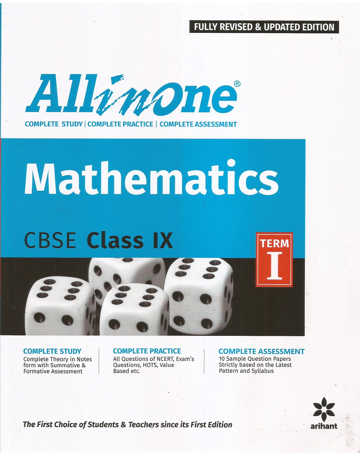 All in One Mathematics CBSE Class 9th Term-I Old Edition: Amazon.in ...