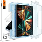 Spigen Tempered Glass Screen Protector [Glas.tR EZ FIT] Designed for iPad Pro 12.9 inch