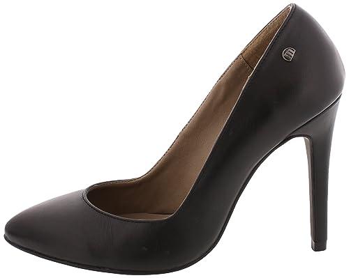 Negro De De Zapato Amazon Salon Negro Salon Zapato qHxTwgna7