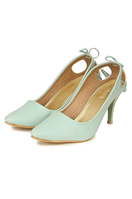 03f10c4092e Do Bhai Women s Synthetic Heels  Buy Online at Low Prices in India ...