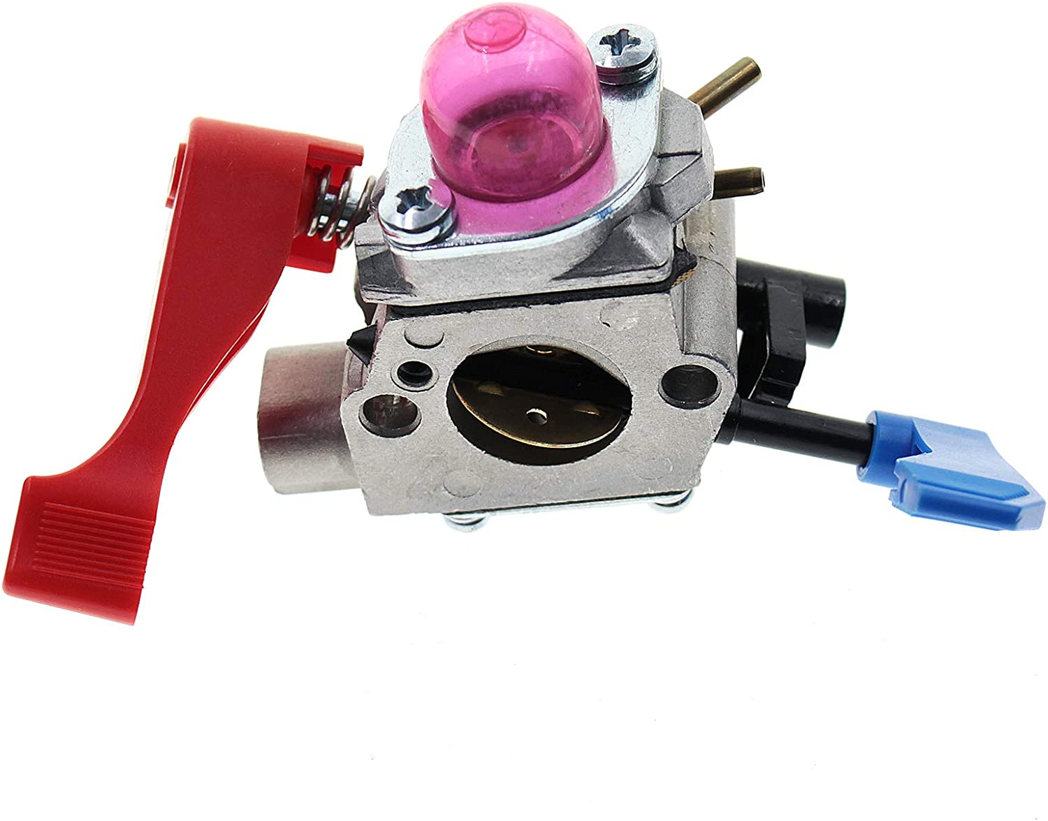 AUTOKAY WT-784 Carburetor with Air Filter Tune Up Kit for Poulan Weed Eater Craftsman 530071465 530071775 B1750 B1750LE BV1650 BV1650LE BV1800 BV1800LE BV1850 BV1850LE BV200LE BV2000 Leaf Blower