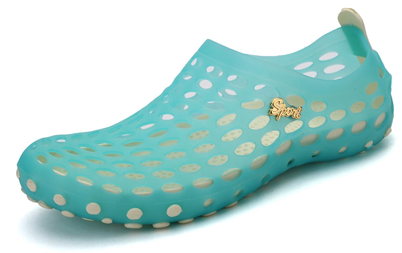katliu Sommer Atmungsaktiv Mesh Clogs Slip on Badeschuhe Wasserschuhe Schnell Trocknend Sandalen Slipper Strand Barfuß Aqua Schuhe für Damen Herren Kinder