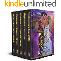 Highland Lover: A Historical Highlander Steamy Romance Collection (Highland Lover Series Book 6)