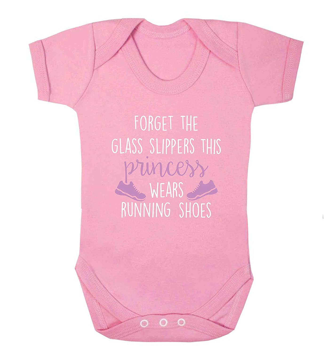 Flox Creative Baby Vest Glass Slippers Running Shoes