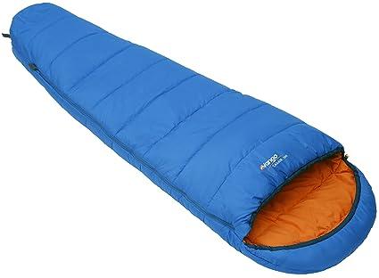 Vango Cadair 250 Mummy Sleeping Bag - Saco de dormir momia para acampada, color azul