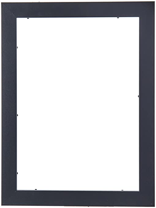 Amazoncom Arttoframes 10x14 Inch Satin Black Picture Frame