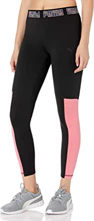 PUMA Women's Logo Elastic 7/8 Tight