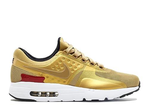 Nike - Zapatillas de Lona para Mujer Dorado Dorado, Color Dorado, Talla 5.5: Amazon.es: Zapatos y complementos