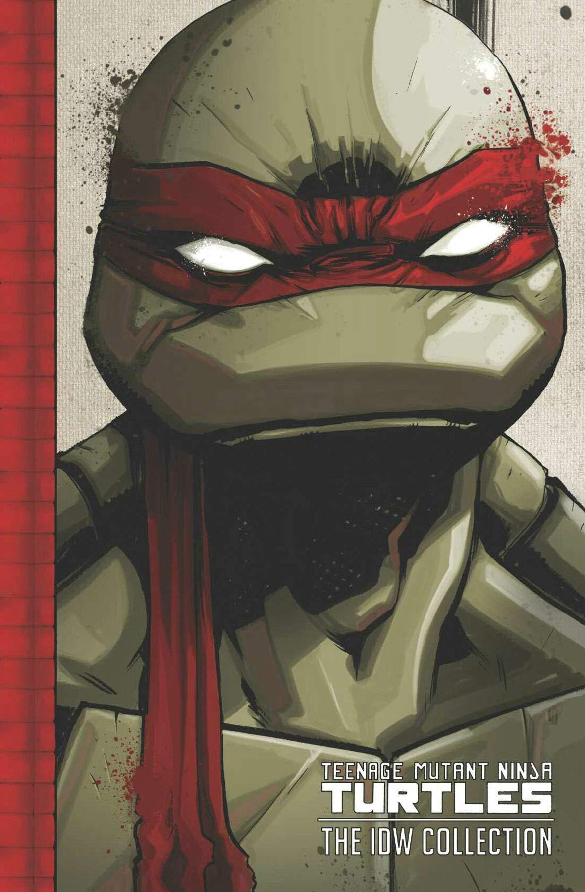Teenage Mutant Ninja Turtles: The IDW Collection Volume 1 ...