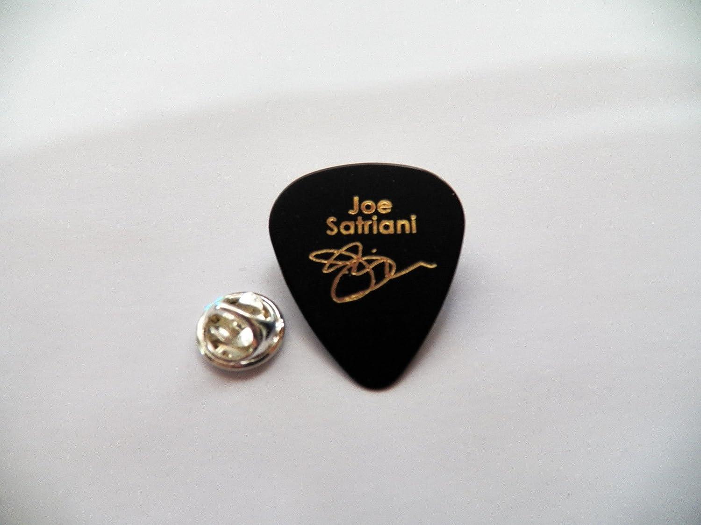 Joe Satriani Plectro de Guitarra Pick broche solapa alfiler de ...