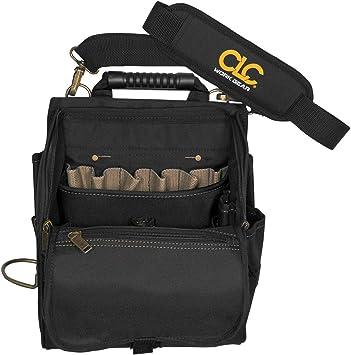 NEW CLC Tool Bag Zipper Nylon Pouch 12 x 4.5 x 4.5 Electrian