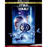 Star Wars: The Phantom Menace (Feature) [Blu-ray]