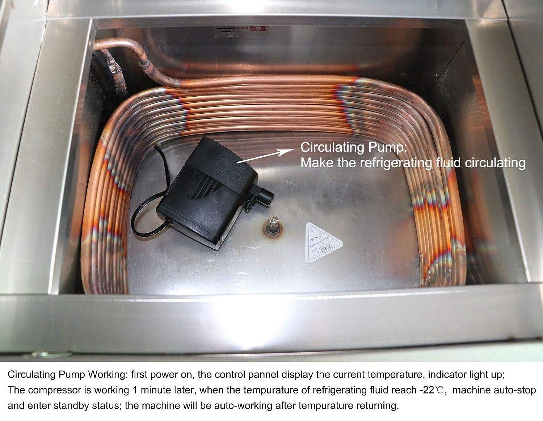 TZ Commercial Compresor de importación máquina de paletas de ...