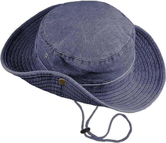 Protection Respirant Chapeau avec Mentonni/ère R/éversible /Ét/é P/êche Casquette CheChury Chapeau de Soleil Bob B/éb/é Anti-UV Chapeau de Enfant UV 50