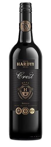 Hardys Crest Shiraz Wine, 75 cl, Case of 6