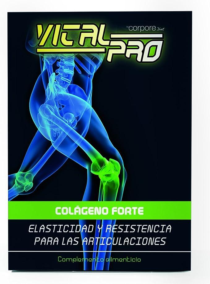 Vital Pro Cápsulas de Colágeno Forte - 60 Unidades