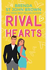 Rival Hearts: A feel-good enemies-to-lovers romance set in a cozy English village (Love on Tap Book 1) Kindle Edition