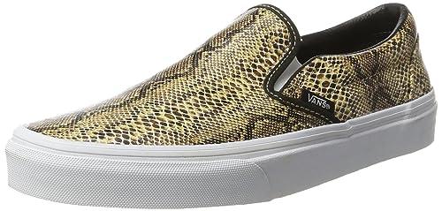Vans Classic Slip on - Zapatillas Mujer: Amazon.es: Zapatos y complementos