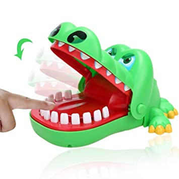 Krokodil Zahn Spiel