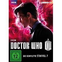 Doctor Who - Die komplette Staffel 7 [5 DVDs]