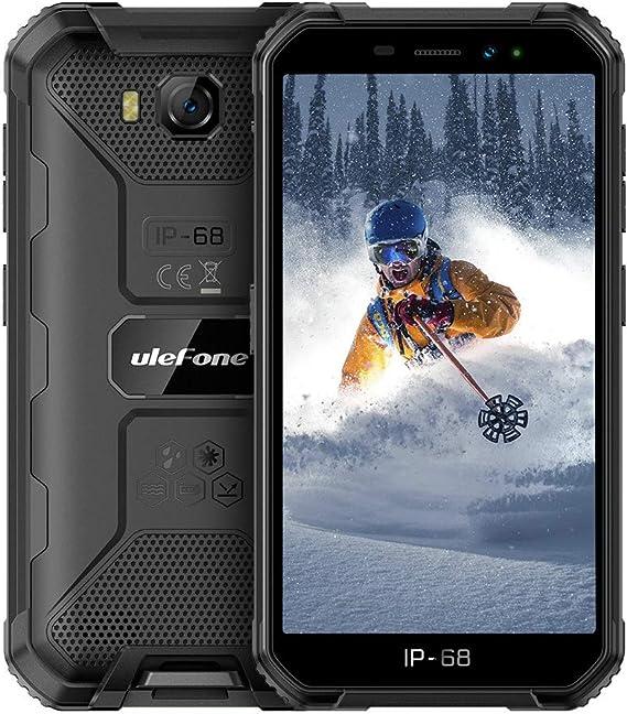 Ulefone Armor X6 (2020) Teléfono Moviles Resistentes, Android 9.0 ...