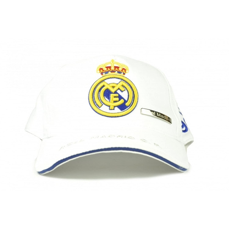 Real Madrid CF - Gorra clásica Oficial de Real Madrid CF (Talla ...