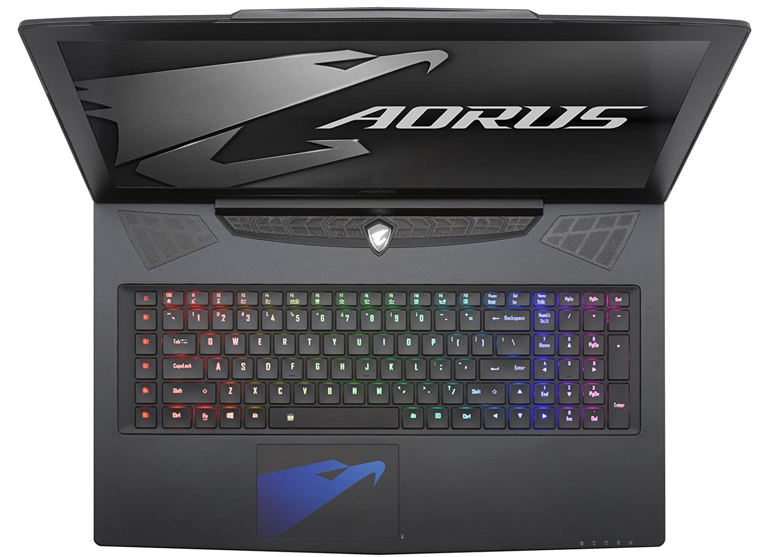 Amazon.com: AORUS X7 v6-PC3D (i7-6820HK, 16GB RAM, 2x 256GB NVMe SSD + 1TB HDD, NVIDIA GTX 1070 8GB, 17.3