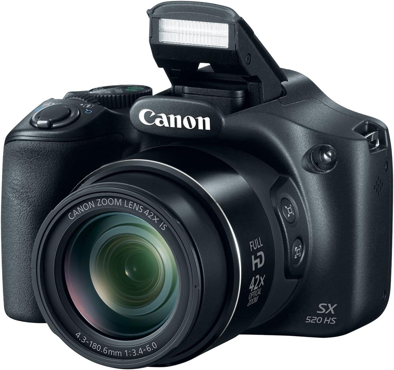 Nuevo Pantalla LCD Pantalla Monitor para Canon PowerShot SX520 Hs SX530 Hs pieza de reparación