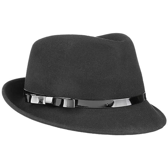 Doubleface Trilby Wool Felt Hat by Lipodo Trilby hats LIPODO UAmdvJx