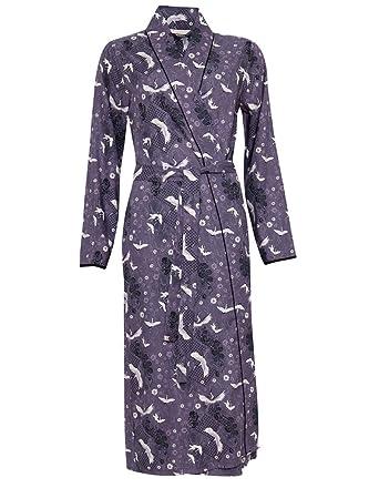 Cyberjammies 1199 Nora Rose Mauve Purple Bird Robe 14  Cyberjammies   Amazon.co.uk  Clothing e3d51e5da