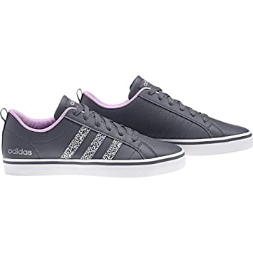 adidas VS Pace W - Zapatillas Deportivas para Mujer, Gris - (Onix/Plamat/ORQCLA) 36 2/3: Amazon.es: Deportes y aire libre