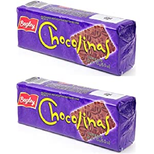 Chocolinas Cookies Bagley 2 Pack
