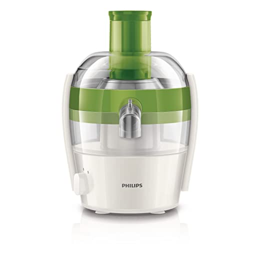 426 opinioni per Philips HR1832/30 Viva Collection Centrifuga per Frutta e Verdura dal Design